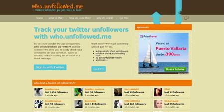 Twitter Unfollowers