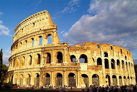 Preguntando se Llega a Roma