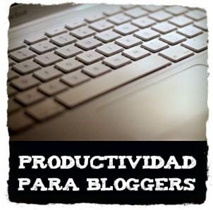 productividad para bloggers