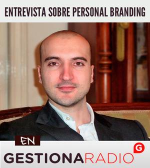 david cantone entrevista personal branding