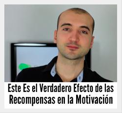 recompensas motivacion