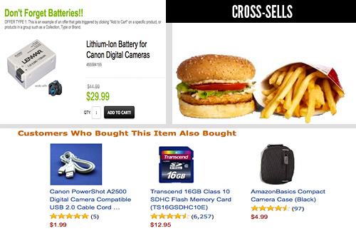 cross-sells