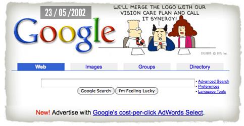Google 23-05-2002