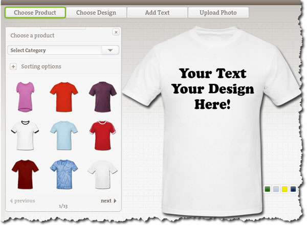 Spreadshirt Alternatives and Similar Websites and Apps