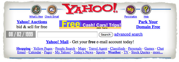 Yahoo 08-02-1999